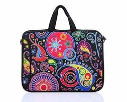 YIDA 15Inch to 15.6Inch Laptop Shoulder Sleeve Messenger Bag