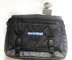 "Targus 16"" Laptop Briefcase Black Travel Case Laptop Messeng"