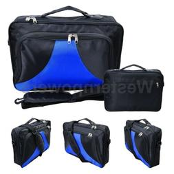 "17.3"" 17"" 16.4"" 15.6"" Inch Black Blue Laptop Carrying Case B"