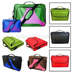 "17.3"" 17"" 16.4"" Inch Laptop Briefcase Notebook Bag For MacBo"