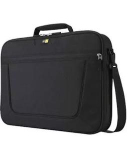"Case Logic 17.3"" Inch Laptop Case Portable Travel Strap Blac"