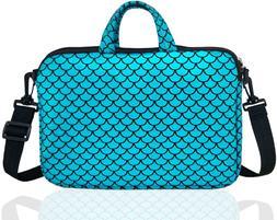 """17.3-Inch Laptop Shoulder Carrying Bag Case Sleeve For 17"""" 1"""