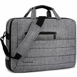 BRINCH 17.3 Inch Nylon Shockproof Carry Laptop Case