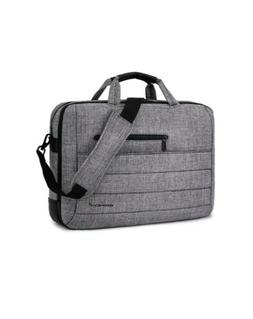 BRINCH 17.3 Inch Nylon Shockproof Carry Laptop Case Messenge