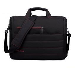 17.3 Inch Nylon Shockproof Carry Laptop Case Messenger Shoul