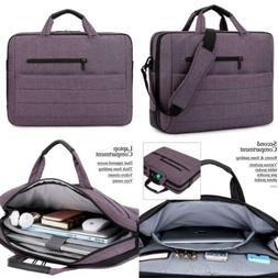 BRINCH 17.3 Inch Nylon Shockproof Laptop Case Messenger Bag