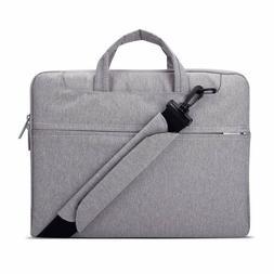 Lacdo 17 Inch Waterproof Fabric Laptop Shoulder Bag Tablet S