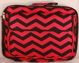 """17"""" Laptop Computer Briefcase Messenger Bag Case w/ Handle &"""