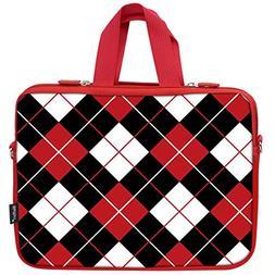 Meffort Inc 17 17.3 Inch Neoprene Laptop Bag Ultrabook Carry