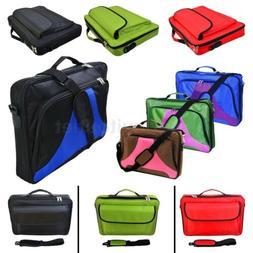 """18"""" Inch Laptop Shoulder Messenger Bag Case For Apple MacBoo"""