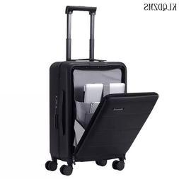 "KLQDZMS 20""22""24""26 inch New travel suitcase fashion <font><"