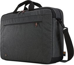 "Case Logic 3203696 Era 15.6"" Laptop Bag, Obsidian"