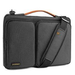 Tomtoc 360° Protective Laptop Shoulder Bag Case Sleeve for
