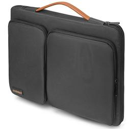 Tomtoc 360° Protective Laptop Sleeve Case Briefcase for 15-