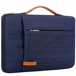 Lacdo 360° Protective Laptop Sleeve Case Briefcase Bag Comp
