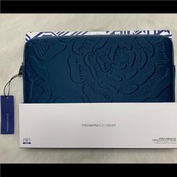 Rebecca Minkoff 3D Rose Embossed Laptop Case 13″