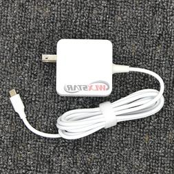 45W AC Adapter Charger Power Supply For Lenovo Laptop USB-C