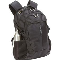 "BACKPACK LAPTOP BAG 20"" Black Computer Notebook Sleeve Padde"