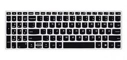 For Lenovo IdeaPad 320 Ultra Thin Silicone Keyboard Protecto