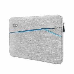 Lacdo 11-11.6 Inch Waterproof Fabric Laptop Sleeve Bag Compa