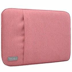 Lacdo 13 Inch Waterproof Fabric Laptop Sleeve Case Compatibl