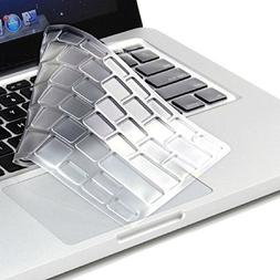 Leze - Ultra Thin Soft Keyboard Protector Skin Cover for HP