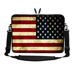 Meffort Inc 17 17.3 inch Neoprene Laptop Sleeve Bag Carrying