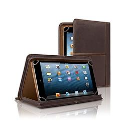 Solo Premiere Leather Universal Tablet Case, 8.5 Inch to 11