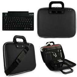 """Sumaclife Leather Tablet Shoulder Bag Case For 12.9"""" iPad Pr"""