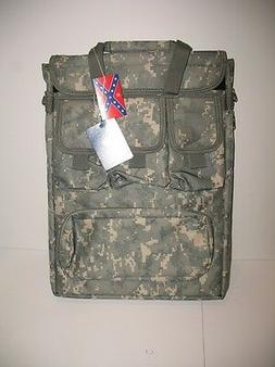 Acu Digital Camo Military Laptop MOLLE Shoulder Bag Carrying