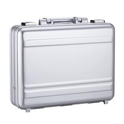 Aluminum Briefcases For Men Fireproof With Lock Small Foam I