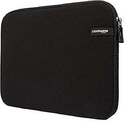 amazonbasics 15 inch 156 inch laptop sleeve black