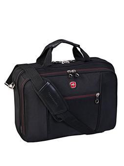 """Swiss Gear Ballistic Top-Loading 15.6"""" Laptop Case"""