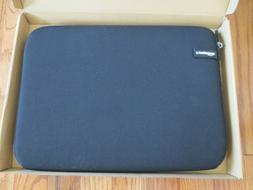 basics 14 inch laptop sleeve computer case