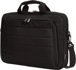 Basics 17.3 Inch Laptop and Tablet Case Shoulder Bag, Black