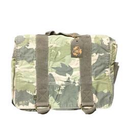 IPath Bigfoot Laptop Messnger Bag Camo Canvas Padded Case Ut