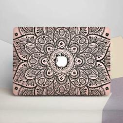 Black Mandala Laptop 13 Inch Case Macbook Air 11 Mandala Cov