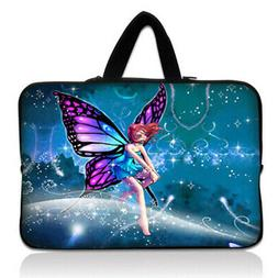 "Blue Fairy 10 in Case Soft Bag For 9.7"" 10"" 10.1"" 10.2"" iPad"
