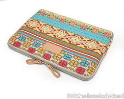 Kayond Bohemia Canvas Laptop Notebook PC Macbook Pro Air Sle