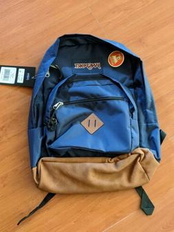 Brand New w/ tags JanSport City View Laptop Backpack -- Navy
