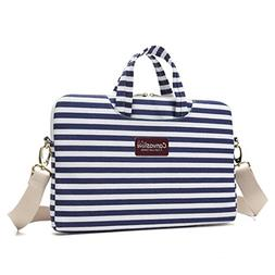 Canvaslove Breton Top 15 inch Waterproof Canvas Laptop Shoul