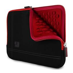 SumacLife Bubble Padded Laptop Sleeve for MSI 15.6 inch Lapt
