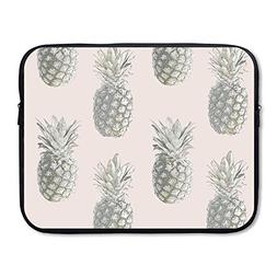 Business Briefcase Laptop Sleeve Pineapple Case Cover For 15