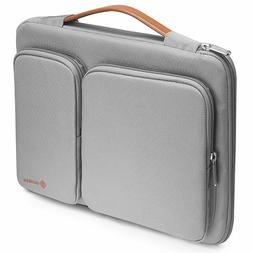 tomtoc Business Laptop Sleeve Case Bag 11.6-13 inch for Macb