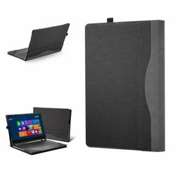 Business Laptop Sleeve Case PU Leather Cover Skin For Lenovo