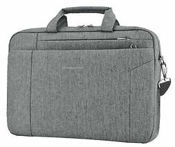KROSER Laptop Bag 15.6 Inch Briefcase Shoulder Messenger Bag