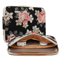 Canvas Laptop Bag Sleeve Case for 13 14 15 Notebook Bag Macb