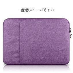 CATOP Canvas Vertical Style Water Resistant Laptop Sleeve Li