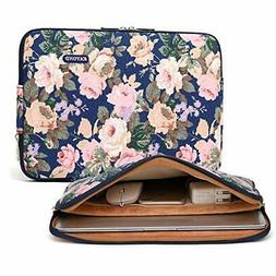 KAYOND Canvas Water-Resistant 13 inch Laptop Case -13