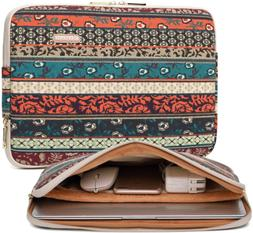 Kayond Canvas Water-Resistant 15.6 Inch Laptop Sleeve case f